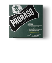 Load image into Gallery viewer, PRORASO REFRESHING COLOGNE TOWELETTES: CYPRESS & VETYVER