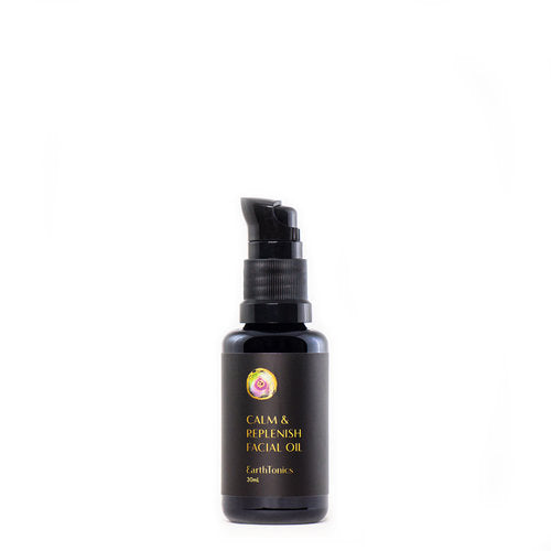 Earthtonics Calm & Replenish Facial Oil