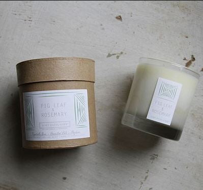FIG LEAF & ROSEMARY BOTANICAL CANDLE