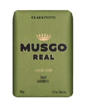 MUSGO REAL BODY SOAP  CLASSIC SCENT