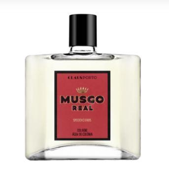 MUSGO REAL Cologne By Claus Porto  SPICED CITRUS