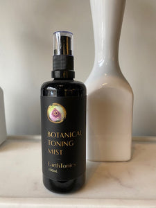 Earthtonics Botanical Toning Mist