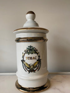 APOTHECARY TABAC CANDLE