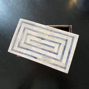 BONE  BOX LINEAR INLAY