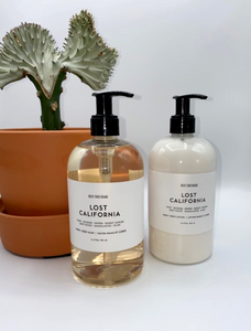 LOST CALIFORNIA Hand + Body Lotion