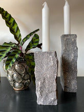 Load image into Gallery viewer, ROCK CANDLEHOLDER TALL