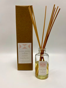 Botanical  Reed Diffuser  Blood Orange & Jasmine