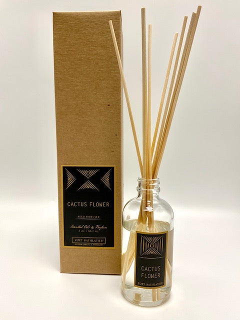 Botanical Reed Diffuser Cactus Flower
