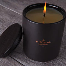 Load image into Gallery viewer, MISTRAL SILVER ABSINTHE SCENTED CANDLE