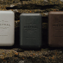Load image into Gallery viewer, MISTRAL BAR SOAP BOURBON VANILLA