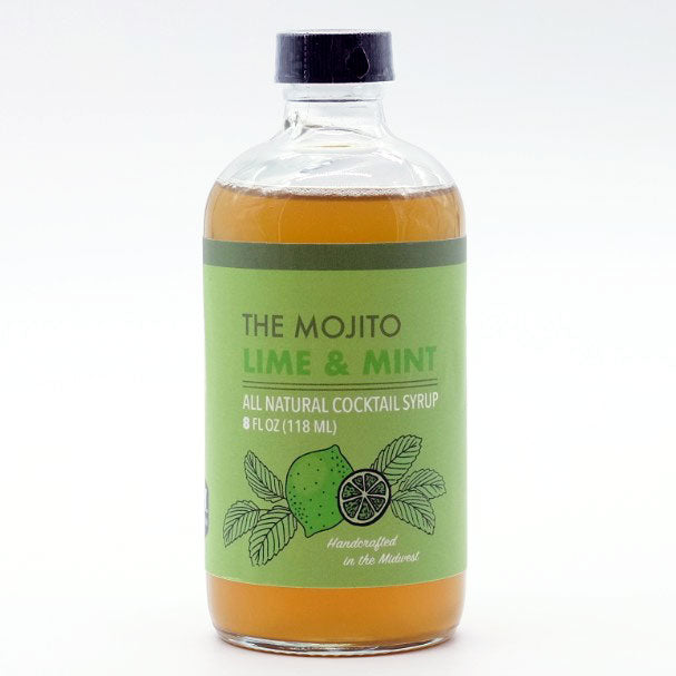 HEIRLOOM BOTTLING MOJITO MIX SYRUP