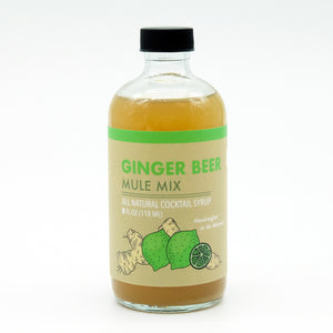 Heirloom Bottling Ginger Beer Mule Mix