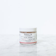 Load image into Gallery viewer, OXALIS APOTHECARY GERANIUM CLAY MASK | RESTORE + SOOTHE