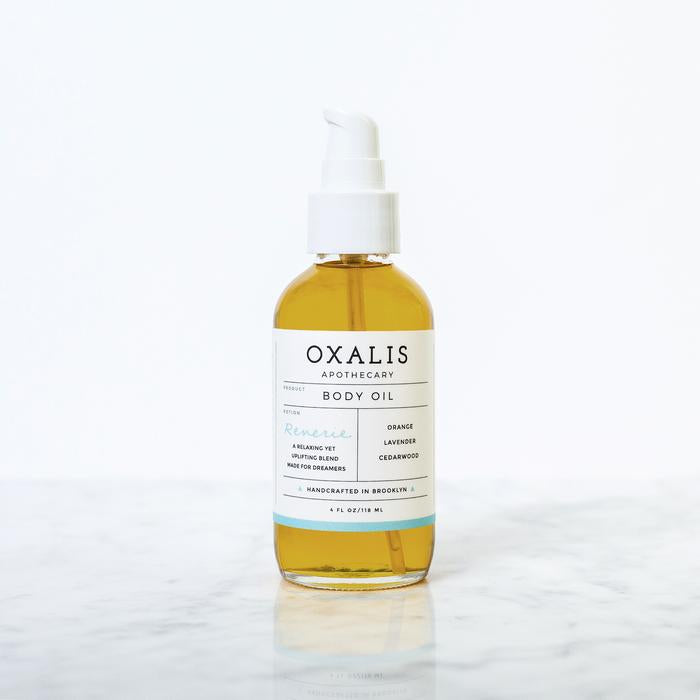 OXALIS APOTHECARY REVERIE BODY OIL | CALMING CITRUS