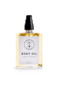 BIRCHROSE + CO Body Oil - Citrus Rose + Jasmine