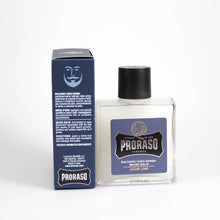 Load image into Gallery viewer, PRORASO BEARD BALM: AZUR LIME