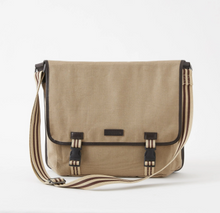 Load image into Gallery viewer, Sloan Messenger Bag Desert Tan