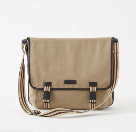 Sloan Messenger Bag Desert Tan