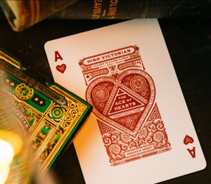 THEORY11 PLAYING CARDS  HIGH VICTORIAN