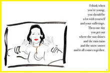 Load image into Gallery viewer, DIANA VREELAND: BON MOTS: WORDS OF WISDOM FROM THE EMPRESS OF FASHION