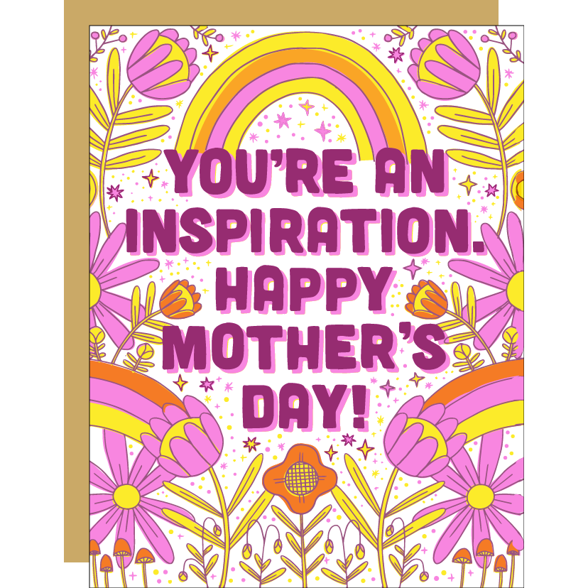 Inspiration Mother's Day Card