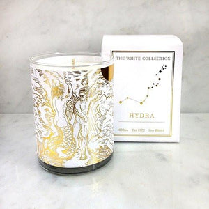 Hydra Greek Astrology Candle