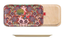 Load image into Gallery viewer, Paisley Floral Narrow Tray