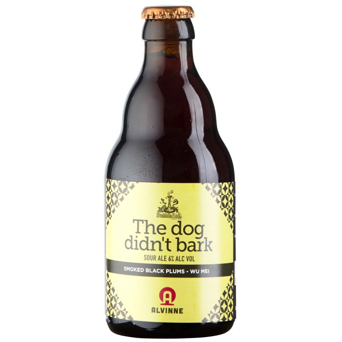 The Dog Didn't Bark 33 cl - Gulden Draak