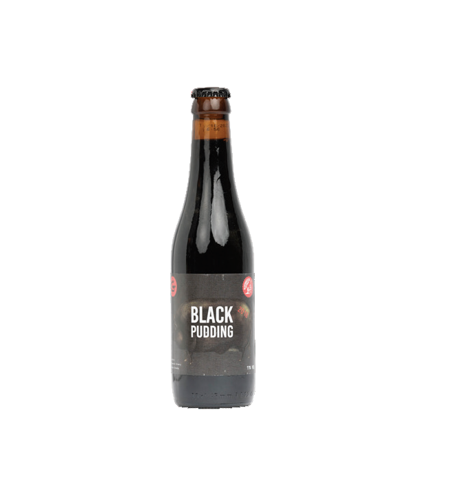 Black Pudding Imperial Stout 33 cl - Gulden Draak Bierhuis - Porto
