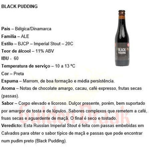 Black Pudding Imperial Stout 33 cl - Gulden Draak