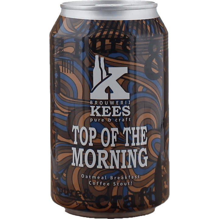 Kees Top of the Morning 33 cl - Gulden Draak Bierhuis - Porto