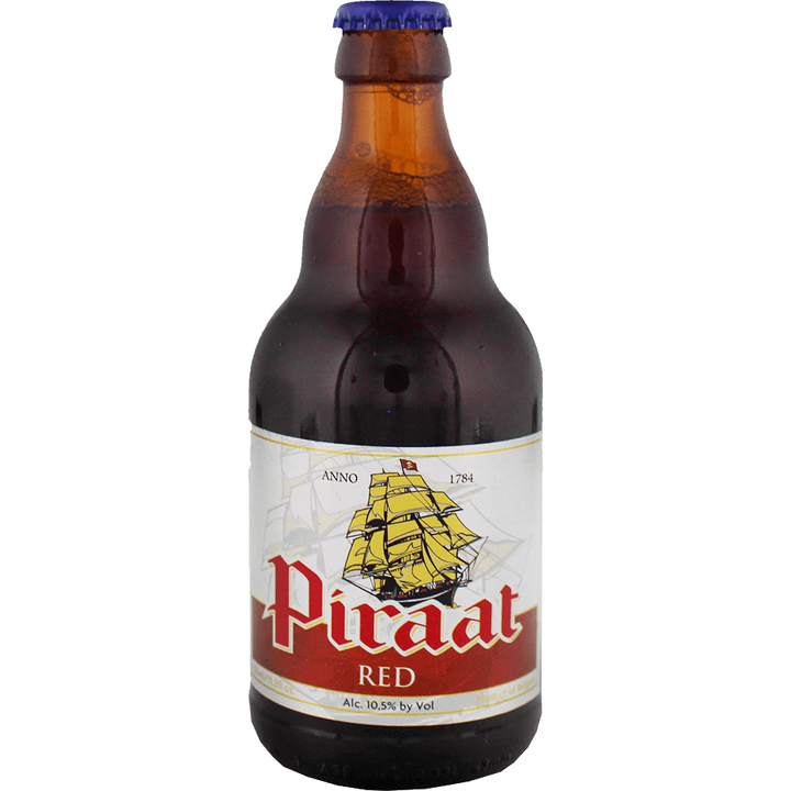 Piraat Red 33 cl - Gulden Draak