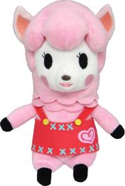 "Animal Crossing Reese 9"" Plush"