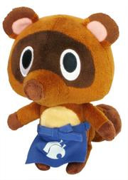 "Animal Crossing Tommy Apron 6"" Plush"
