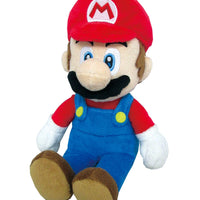 "Super Mario All Star Collection Mario 9.5"" Plush"