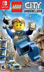 Lego City Undercover Switch Used