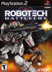 Robotech Battlecry PS2 Used