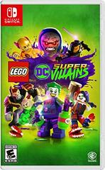 Lego DC Super Villains Switch Used