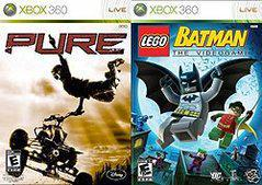 Lego Batman / Pure Combo Xbox Original Used