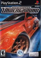 Need for Speed Underground PS2 Used