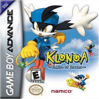 Klonoa: Empire of Dreams (Cartridge Only) GBA Used
