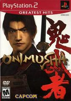 Onimusha Warlords (Greatest Hits) (No Manual) PS2 Used