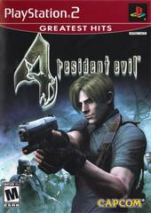 Resident Evil 4 (Greatest Hits) PS2 Used