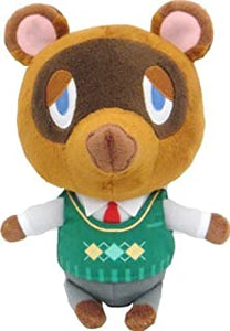 "Animal Crossing Tom Nook 8"" Plush"