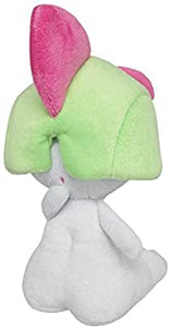 "Pokemon All Star Collection Ralts 6"" Plush"