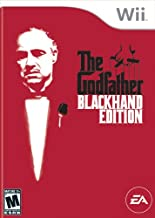 Godfather: Blackhand Edition Wii Used