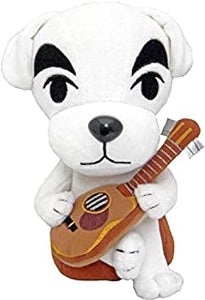 "Animal Crossing K.K. Slider 7.5"" Plush"