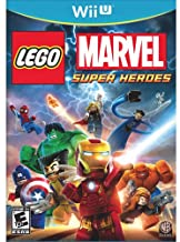 Lego Marvel Superr Heroes Wii U Used