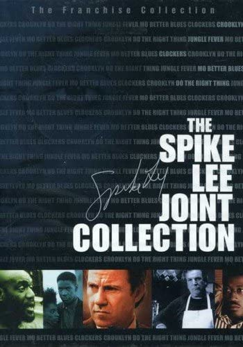 Spike Lee Joint Collection DVD Used