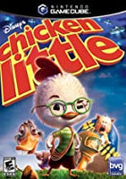 Chicken Little GameCube Used